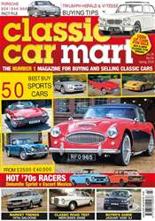 Classic Car Mart issue Spring 2018