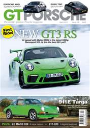 GT Porsche issue April 2018