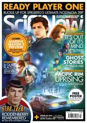 SciFiNow issue Issue 143