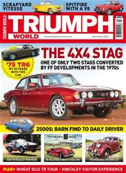Triumph World issue April/May 2018