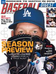 Baseball Digest issue Mar/Apr 2018