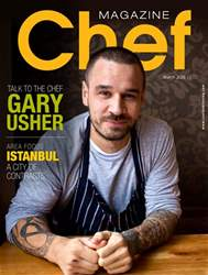 Chef Magazine issue Mar-18