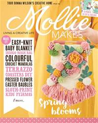 Mollie Makes Magazine Cover