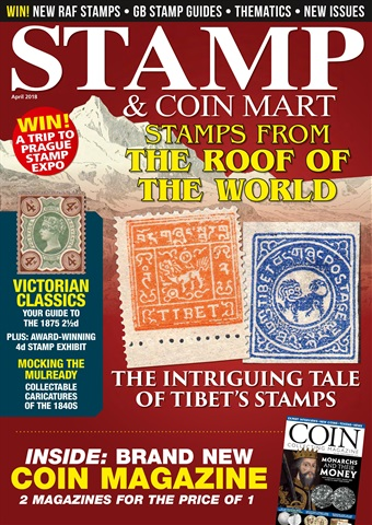 Stamp & Coin Mart issue 2 for 1 - Stamp & Coin Mart (plus FREE Coin Collecting Magazine)