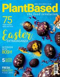 PlantBased issue April 2018