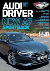 Audi Driver issue March 2018