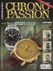CHRONO PASSION Magazine Cover