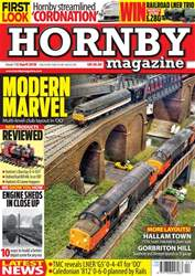 Hornby Magazine issue   April 2018