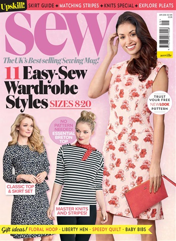 Sew issue Apr-18