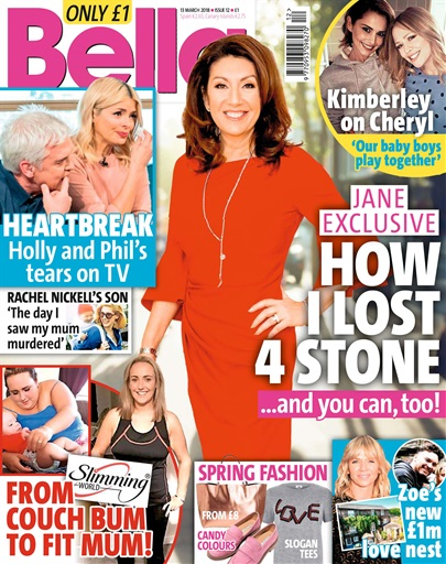 Bella Magazine - 13Th March 2018 Subscriptions  Pocketmags-5993