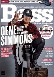 Bass Guitar issue March 2018