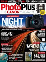 PhotoPlus issue April 2018