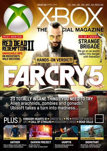 Official Xbox Magazine (UK Edition) Preview