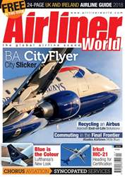 Airliner World issue   April 2018