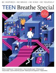 Teen Breathe Special for Boys issue Teen Breathe Special for Boys