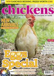 Your Chickens issue APR 18