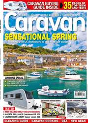 Caravan Magazine issue Caravan Magazine | Sensational Spring | Cornwall Special | April 2018