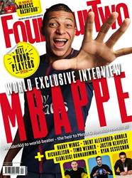 FourFourTwo Magazine Cover