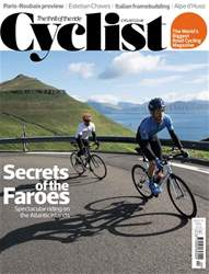 Cyclist issue April 2018