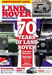 Land Rover Monthly issue April 2018