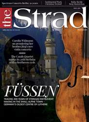 The Strad issue April 2018