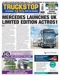 Truckstop News issue 20th March 2018