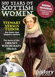 500 Years of Scottish Women issue 500 Years of Scottish Women