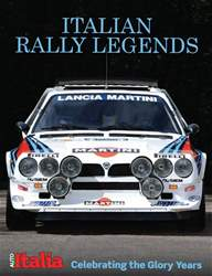 AutoItalia Magazine issue Auto Italia Rally Legends