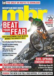 Mountain Bike Rider issue April 2018