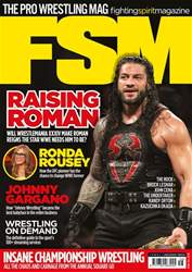 Fighting Spirit Magazine issue Issue 156