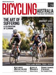 Bicycling Australia issue Mar-Apr 2018