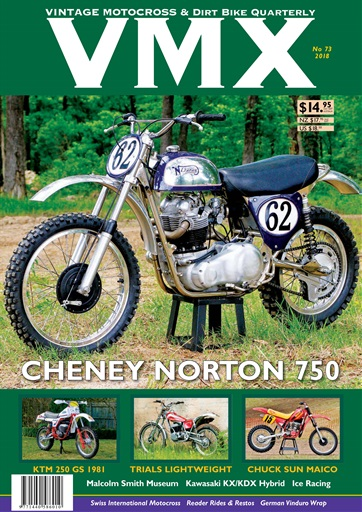 VMX Magazine Digital Issue