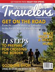 Snowbirds & RV Travelers issue Apr/May 2018