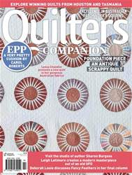 Quilters Companion issue Issue#90 - 2018