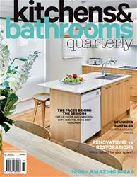 Kitchens & Bathrooms Quarterly issue Issue#25.1 2018
