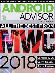 Android Advisor issue Issue 48