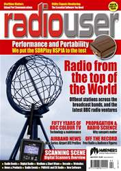 Radio User issue April 2018