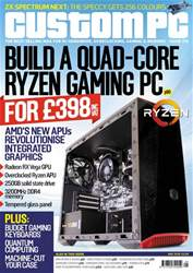 Custom PC UK issue May 2018