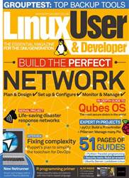 Linux User and Developer issue Issue 189