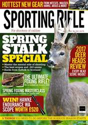 Sporting Rifle issue April 2018