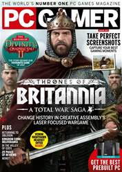 PC Gamer (UK Edition) issue April 2018