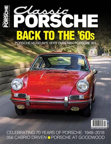 Classic Porsche issue Classic Porsche 52