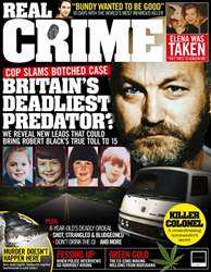 Real Crime issue Issue 35