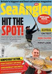 Sea Angler issue Issue 555