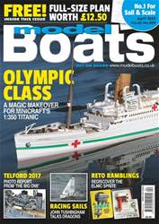 Model Boats issue Apr-18