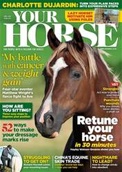 Your Horse issue April 2018