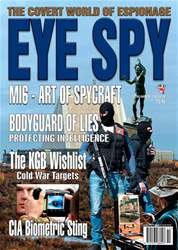 Eye Spy issue Issue 114