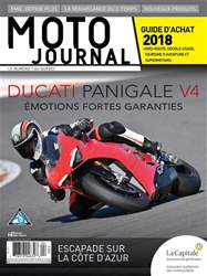 Moto Journal issue Avril 2018