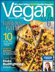 Vegan Life issue Apr-18