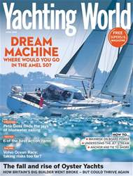 Yachting World issue April 2018